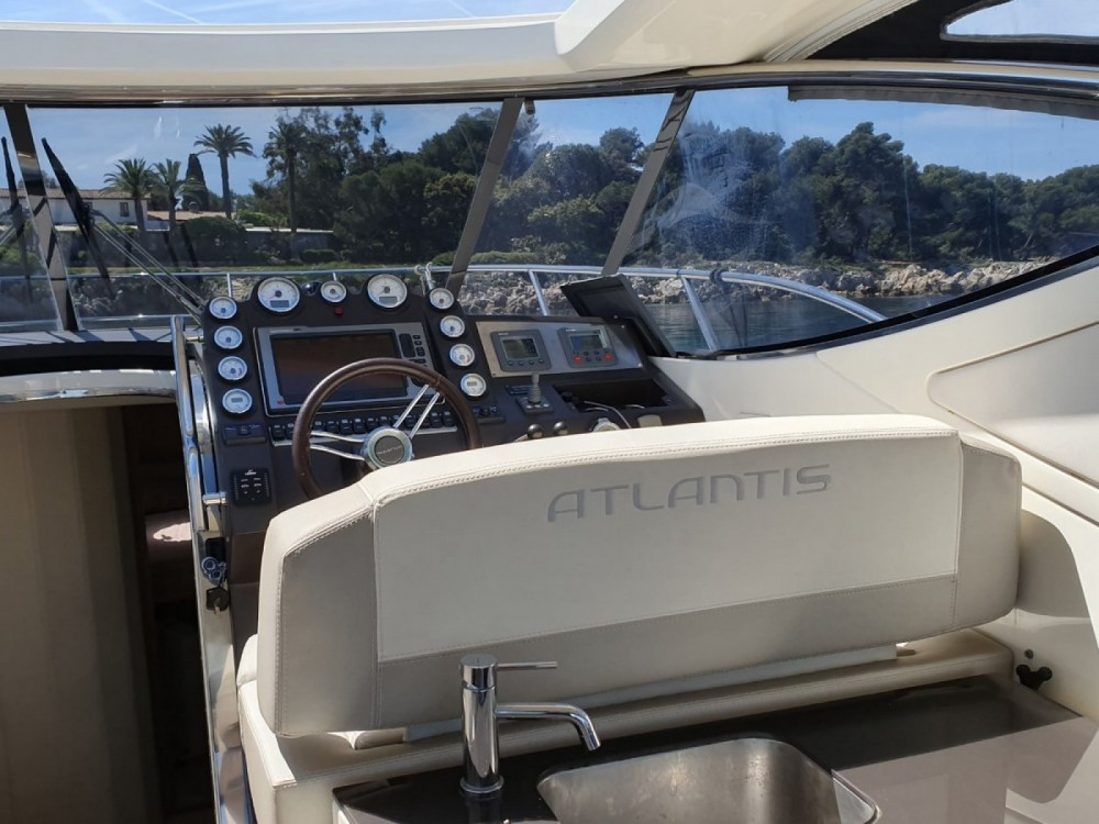 Rental Yacht in Fréjus - Azimut Azimut 40