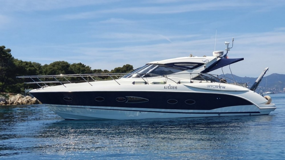 Azimut Azimut 40 between personal and professional Fréjus