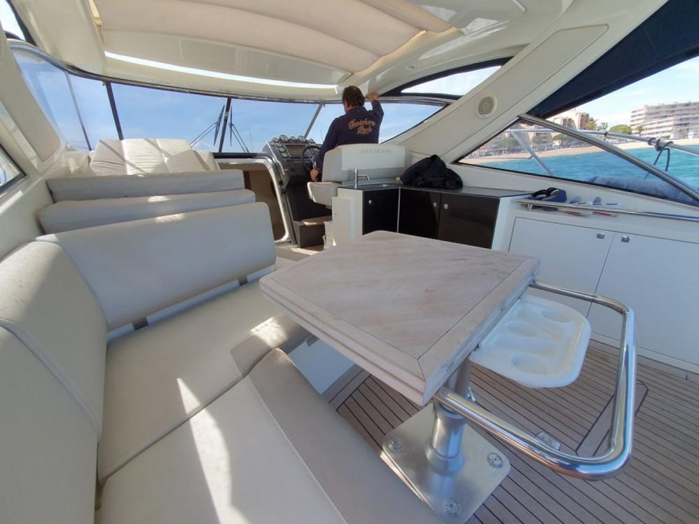 Boat rental Fréjus cheap Azimut 40