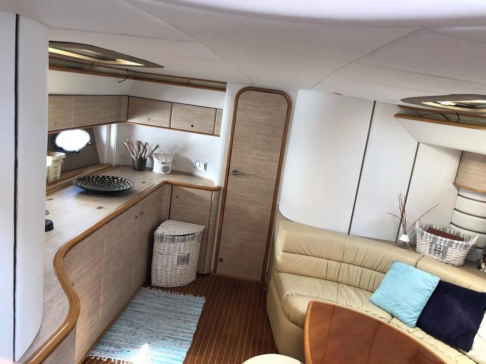 Location Yacht à La Grande-Motte - Princess Princess V55