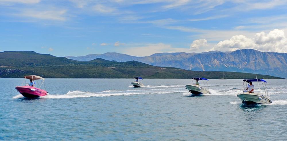 Rental yacht Nikiana - tropeas afaia 485 on SamBoat