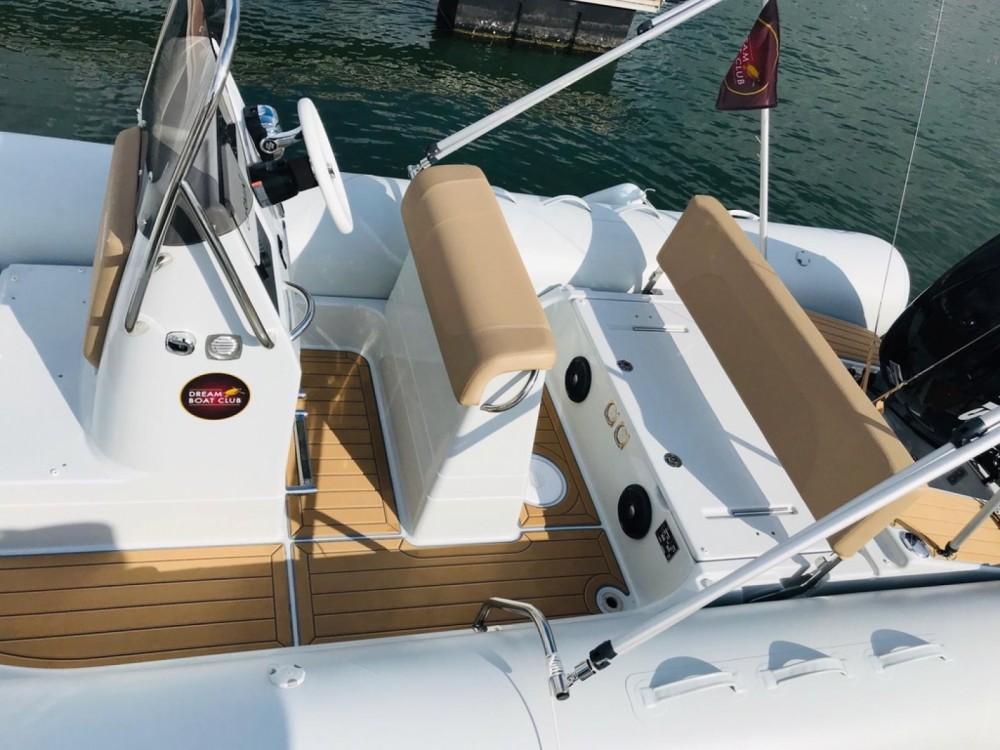 Schlauchboot mieten in Arcachon - Zodiac Medline 660