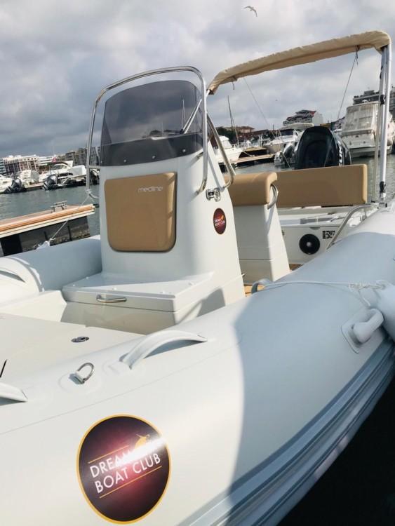 Bootsverleih Zodiac Medline 660 Arcachon Samboat