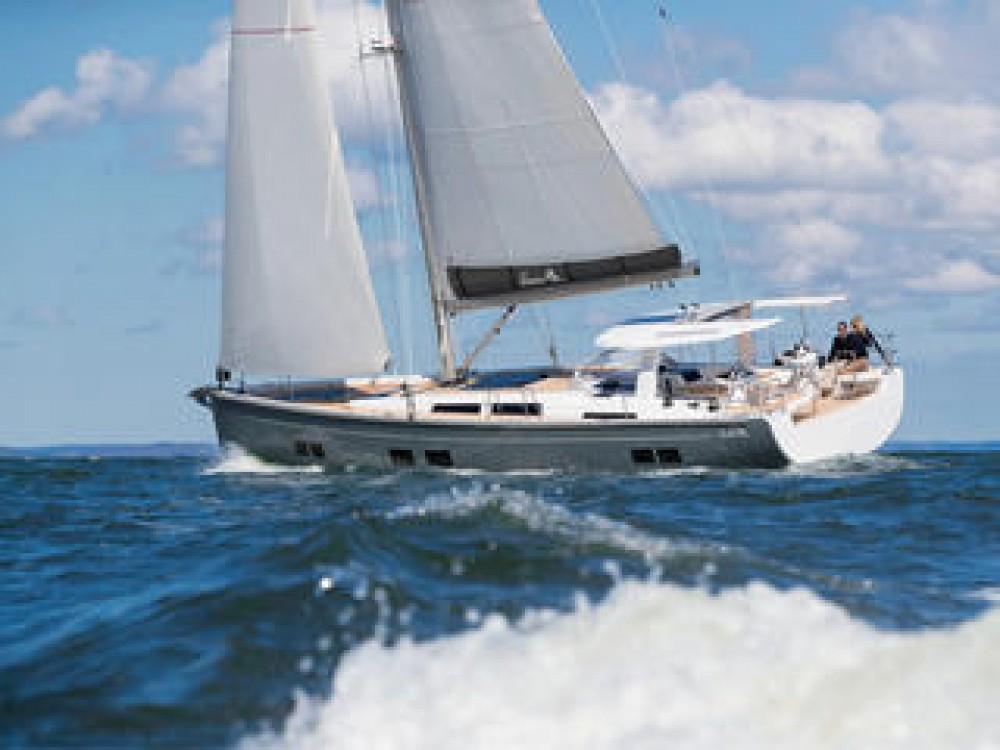 Rental yacht Hyères - Hanse Hanse 588 on SamBoat