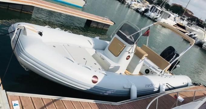 Location bateau Arcachon pas cher Medline 660