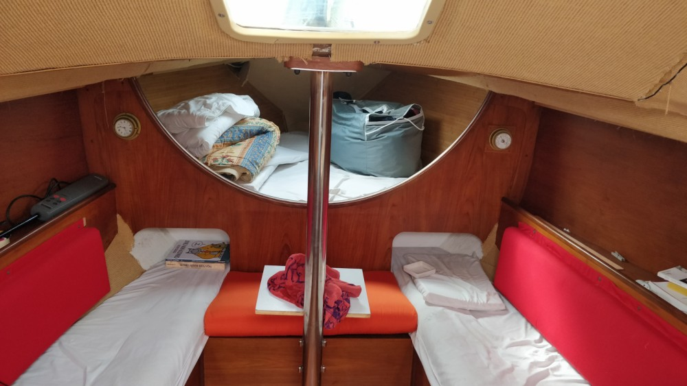Rental Sailboat in Palavas-les-Flots - Kelt Kelt 850