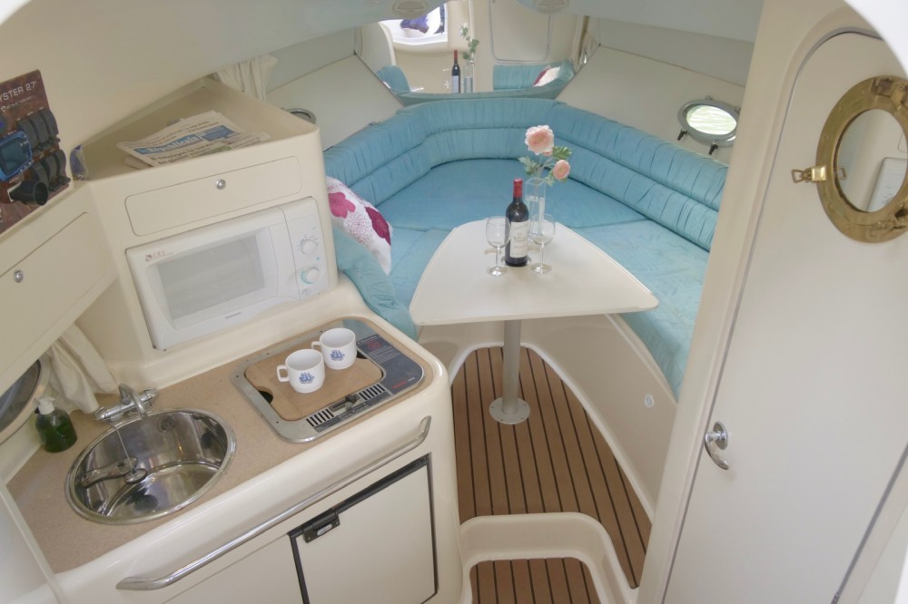 Sessa Marine Oyster 27 entre particulares y profesional Royan