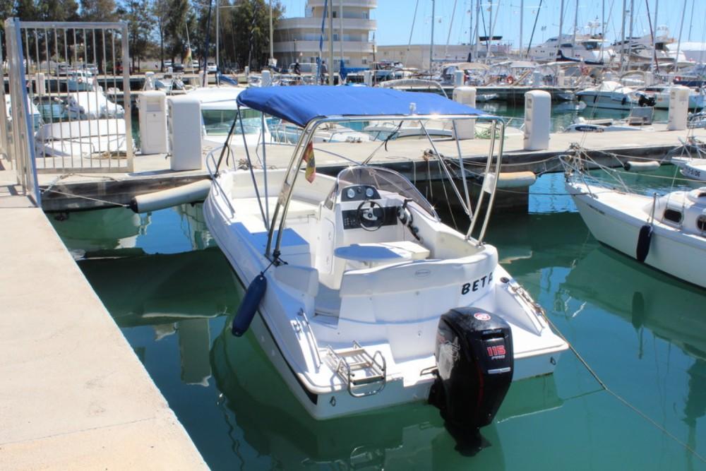 Location bateau Marinello Eden 20 à Roda de Berà sur Samboat