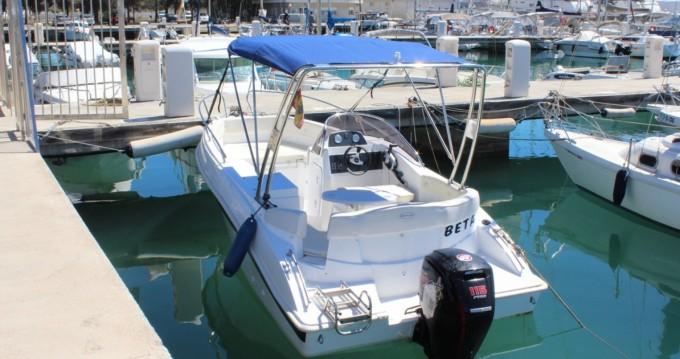 Location yacht à Roda de Barà - Marinello Eden 20 sur SamBoat