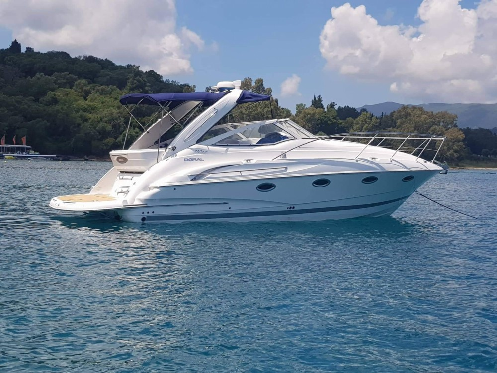 Rental yacht Corfu - Doral Doral 33S on SamBoat