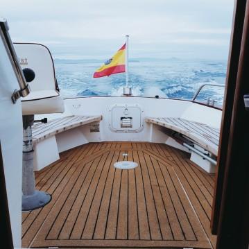 Louer Bateau à moteur avec ou sans skipper Knort à Torrevieja