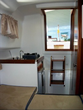 Knort Cabinada 32 Clásica between personal and professional Torrevieja