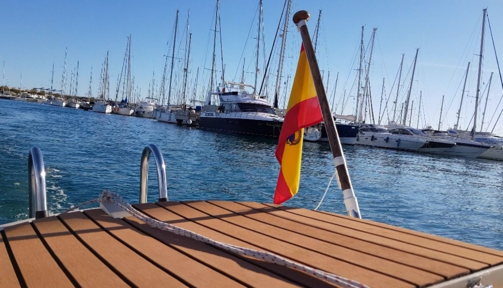 Verhuur Motorboot Corsiva met vaarbewijs