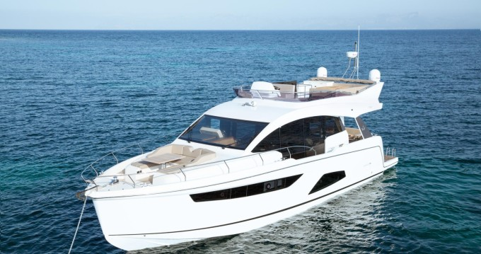 Sealine Sealine F 530 between personal and professional Torrevieja