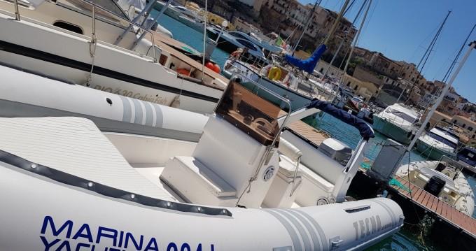 Location yacht à Castellammare del Golfo - Tecno  Tecno 720 sur SamBoat