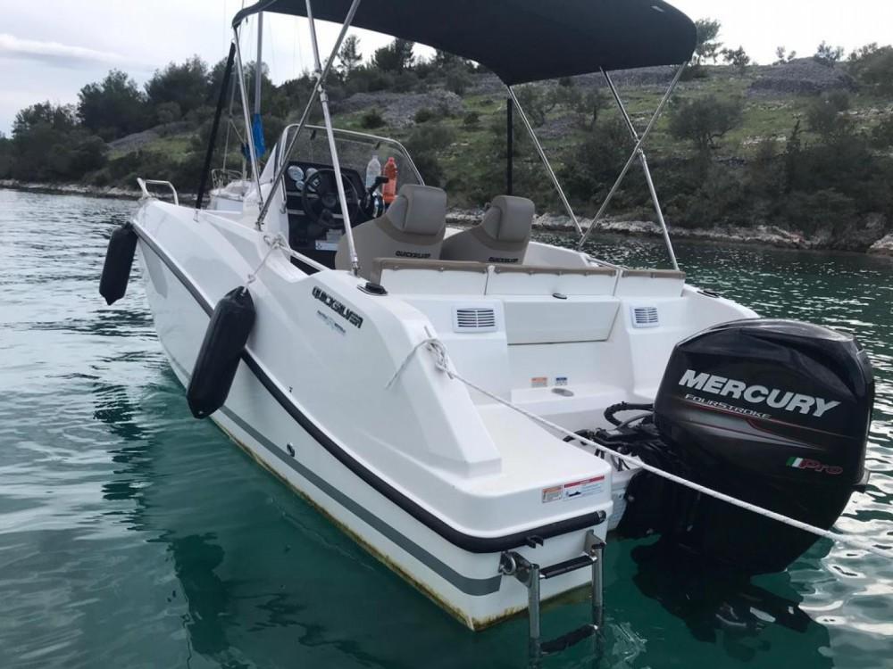 Boat rental Split cheap open