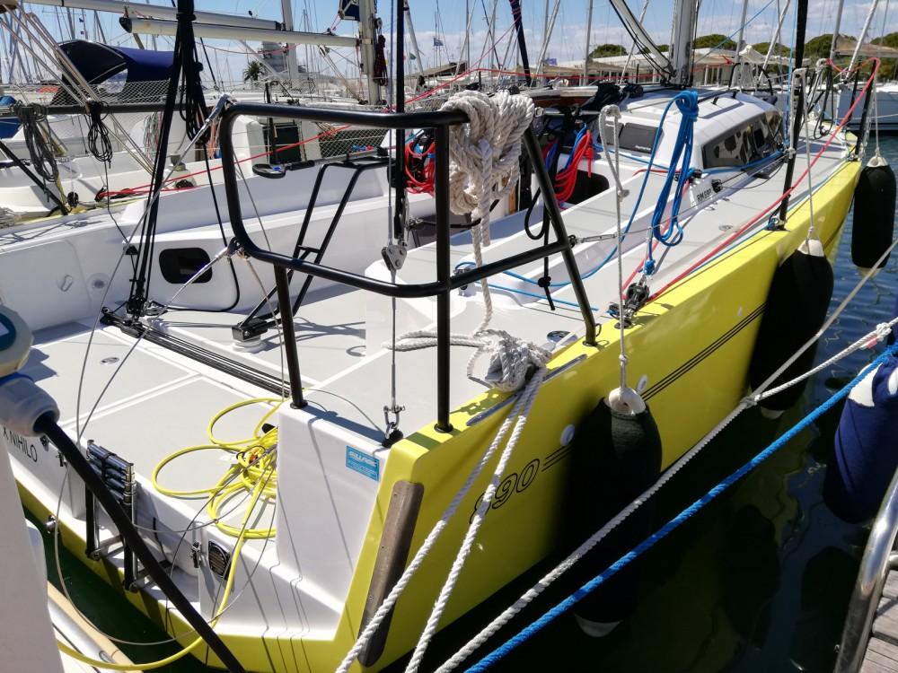 Location bateau Fora Marine RM 890 à Le Grau-du-Roi sur Samboat