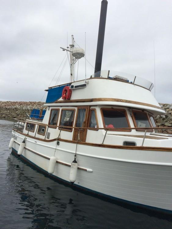 Rental yacht Roscoff - Trawler gypsy island on SamBoat