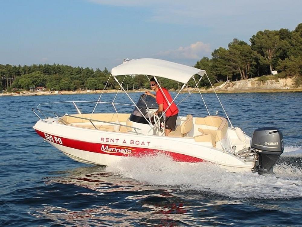 Rental yacht Poreč - Suncy Solarboat 19 on SamBoat