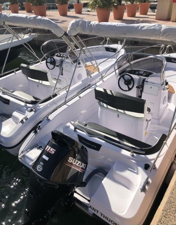 Rental Motor boat in Bormes-les-Mimosas - Ranieri Ranieri 19s