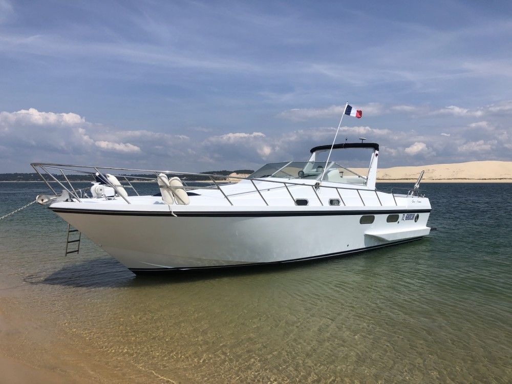 Hire Motor boat with or without skipper Guy Couach Lège-Cap-Ferret