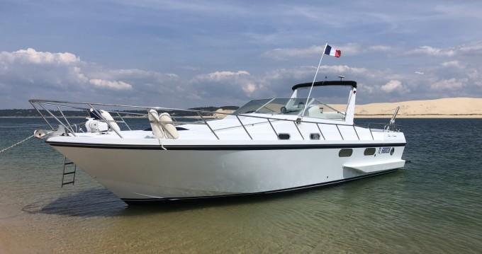 Louer Bateau à moteur avec ou sans skipper Guy Couach à Lège-Cap-Ferret