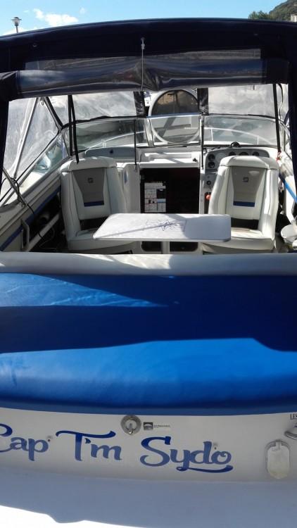 Hire Motor boat with or without skipper Sundowner 220CV Mandelieu-la-Napoule