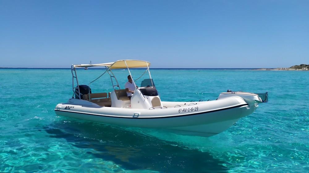 Location yacht à Marina Botafoch - Black Fin Blackfin 8 Elegance sur SamBoat