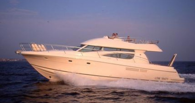 Location bateau Empuriabrava pas cher Prestige 46