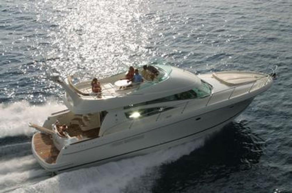 Rental yacht Castelló d'Empúries - Jeanneau Prestige 46 on SamBoat
