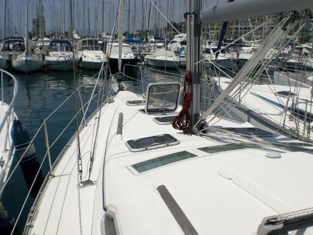 Boat rental Termini Imerese cheap Oceanis 393 Clipper