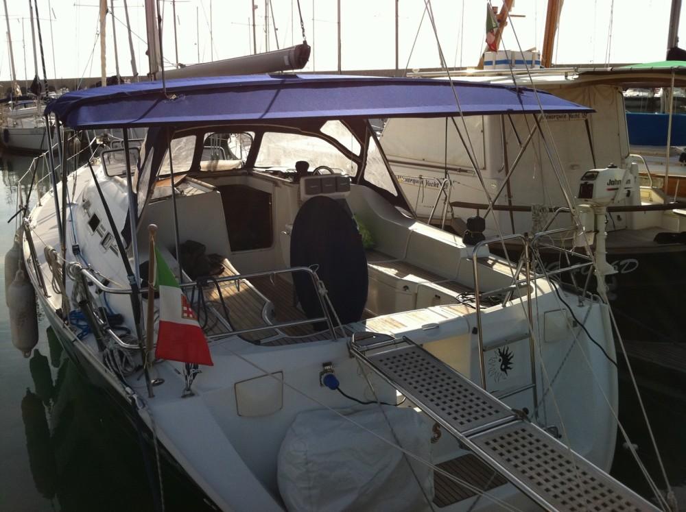 Rental yacht Termini Imerese - Bénéteau Oceanis 393 Clipper on SamBoat