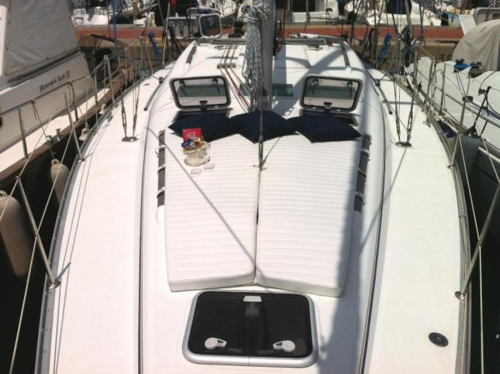 Hire Sailboat with or without skipper Bénéteau Termini Imerese