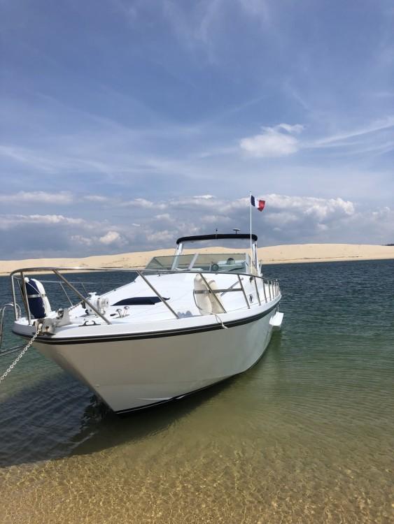 Rental Motor boat in Lège-Cap-Ferret - Guy Couach Guy Couach 1100 Sport