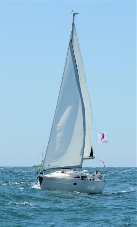 Location yacht à Barcelone - Elan Impression 344 sur SamBoat