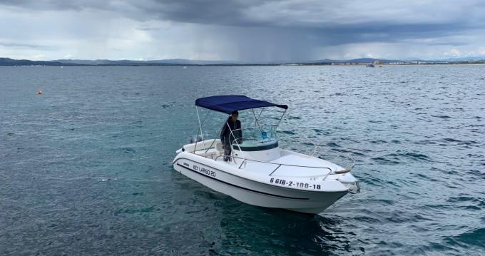 Sessa Marine Key Largo 20 entre particuliers et professionnel à l'Estartit