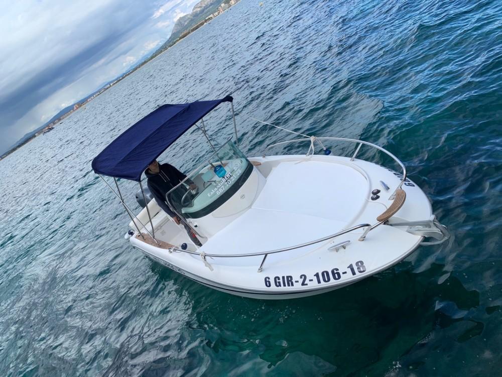 Alquiler de yate l'Estartit - Sessa Marine Key Largo 20 en SamBoat