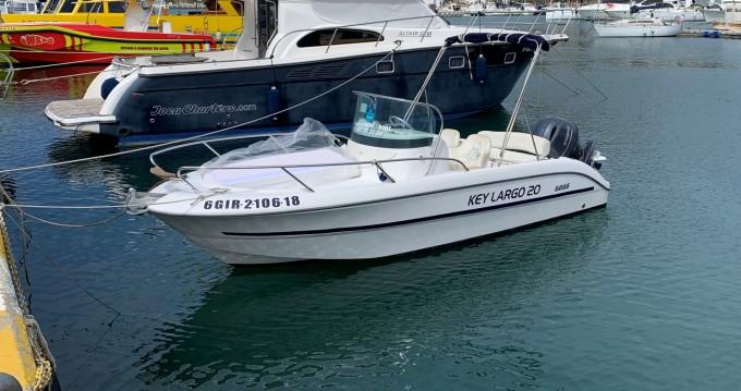 Location bateau l'Estartit pas cher Key Largo 20