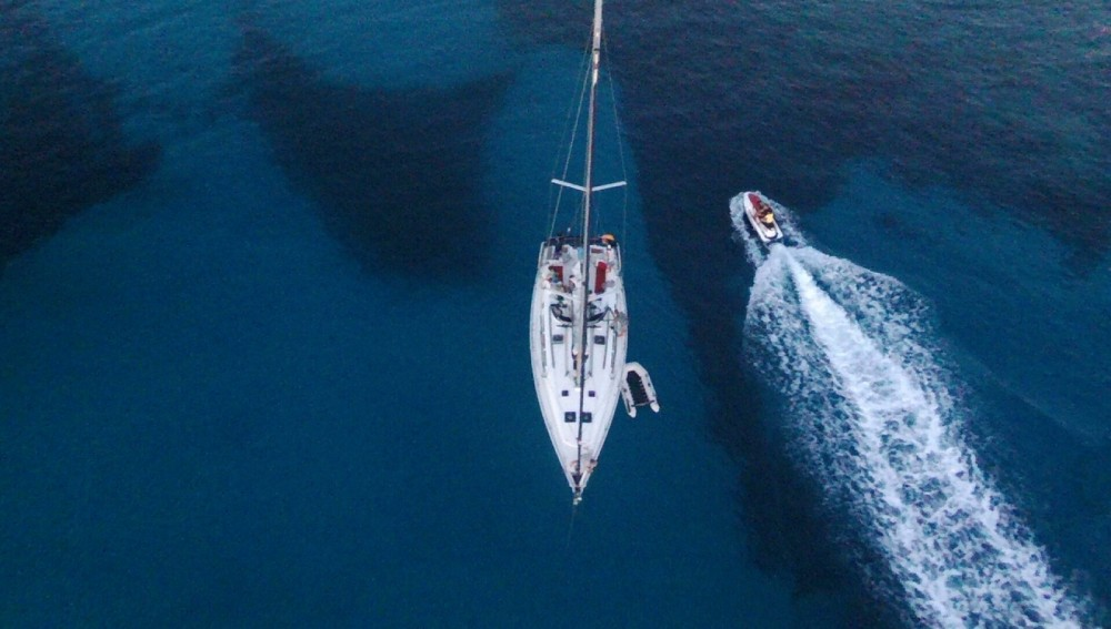 Hire Sailboat with or without skipper Jeanneau Gustavia