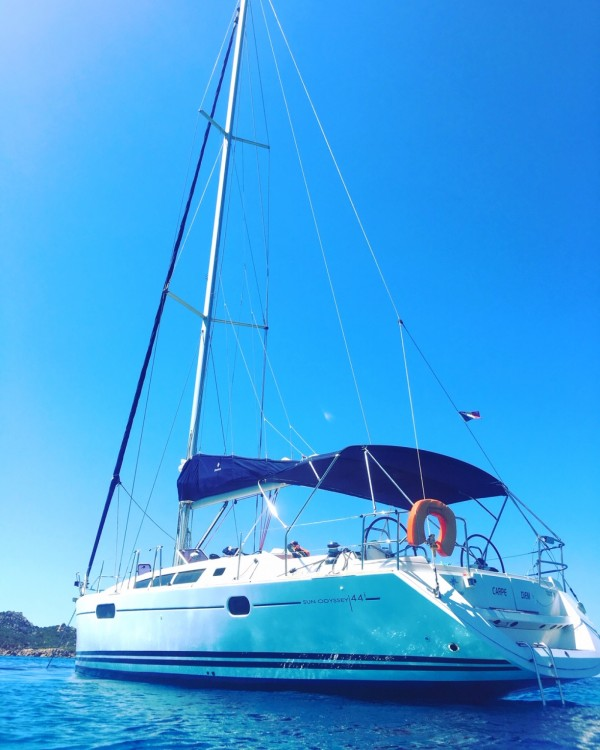 Sailboat for rent Gustavia at the best price