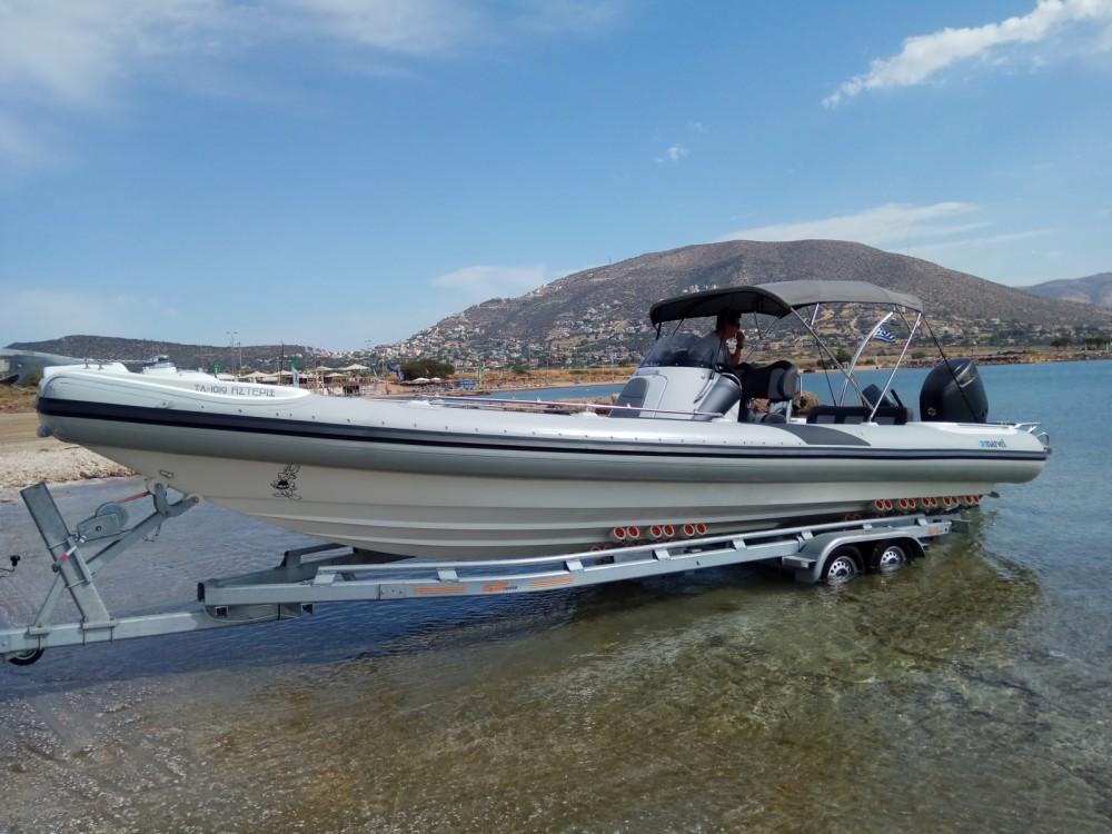 Rental yacht Anavissos Municipal Unit - Marvel 930 on SamBoat