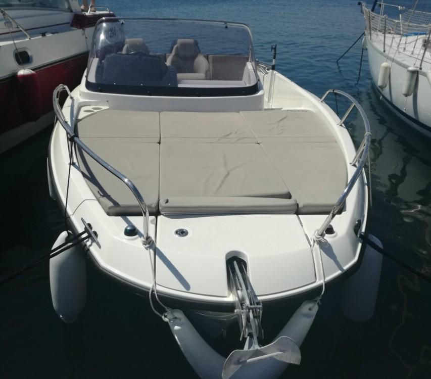 Rental yacht Hyères - Quicksilver Activ 675 Sundeck on SamBoat