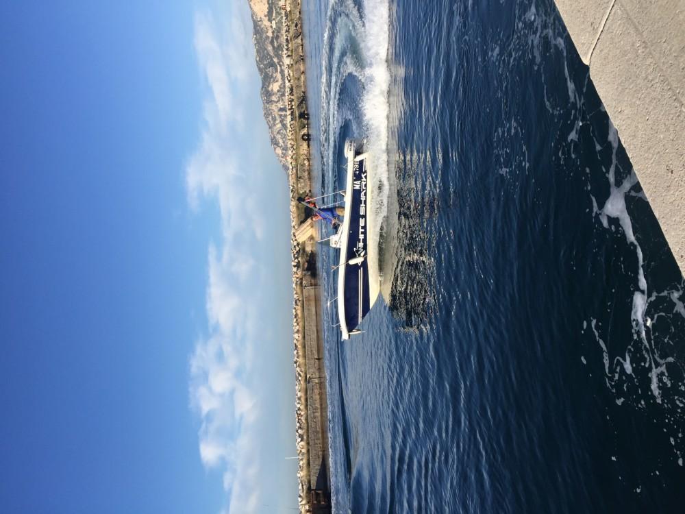 Rental Motor boat Kelt with a permit
