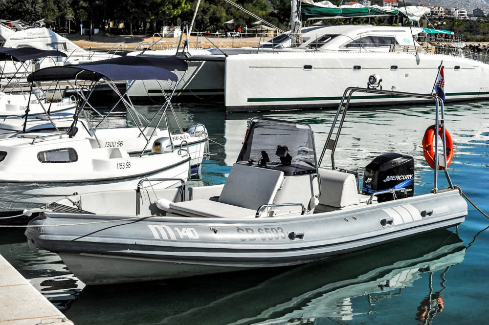 Rental RIB in Croatia - Marshall m140