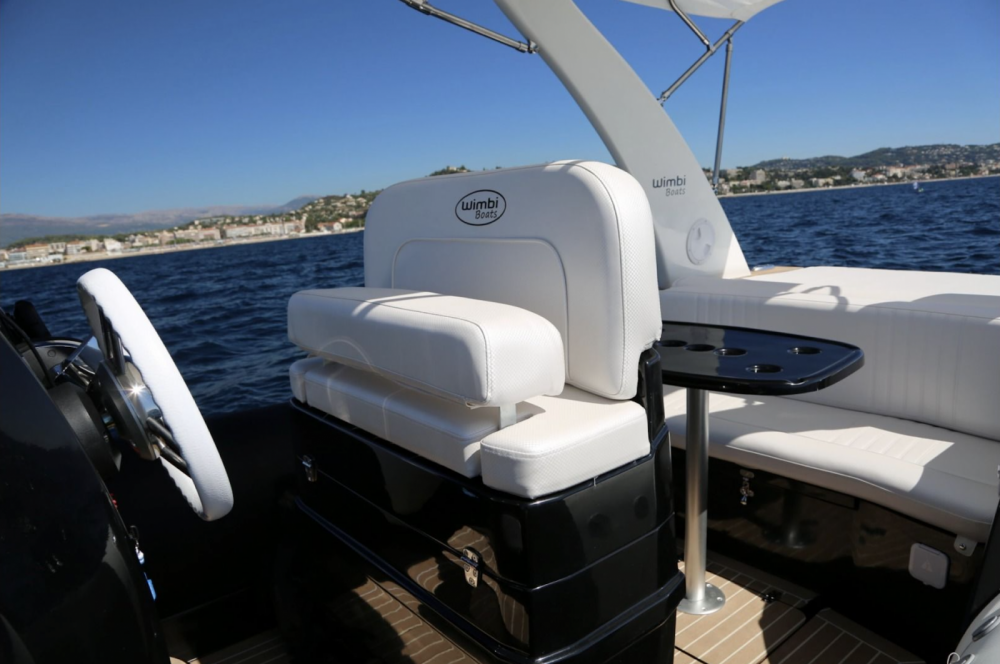 Rental yacht Port Grimaud - Wimbi Boats W7i on SamBoat