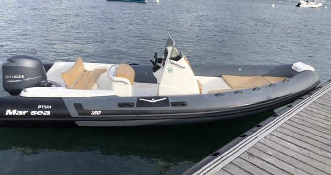 Location yacht à Lège-Cap-Ferret - Marsea CM120 sur SamBoat