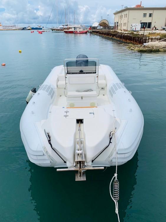 Rental yacht Trapani - Master Gommoni 750 on SamBoat