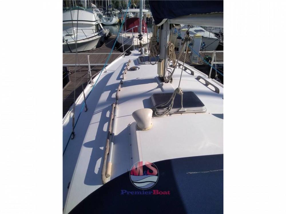 Boat rental Zakynthos cheap 33 KETCH