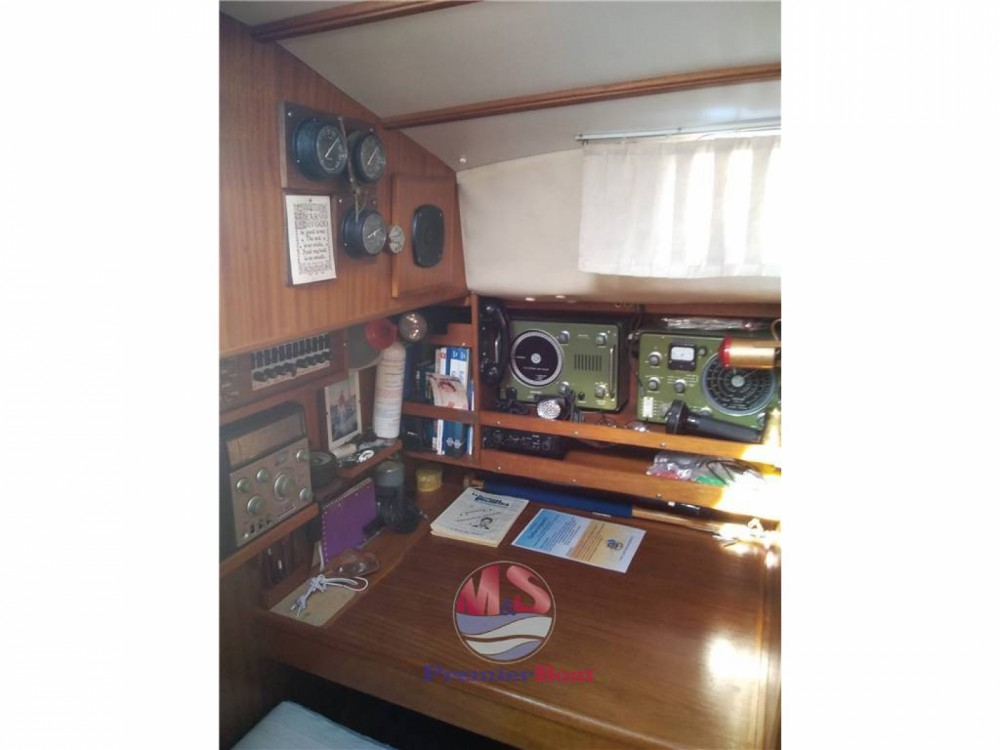 Westerly 33 KETCH between personal and professional Zakynthos