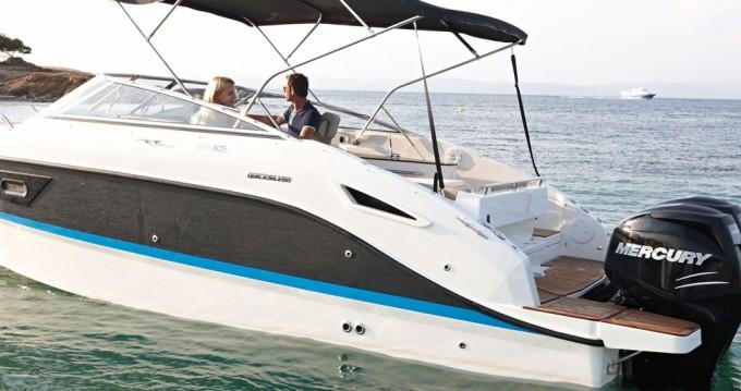 Louez un Quicksilver Activ 805 Cruiser à Portals Nous